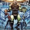 Bad guy variant covers?  Whodathunk? Marvel Comics shows off three offerings from top artists that...