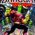 OUTER SPACE PLATEAU Erik Larsen's Savage Dragon Hits Issue 175   BERKELEY, CA — 13...