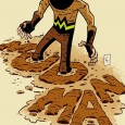 HIS NAME IS MUD Acclaimed Cartoonist Paul Grist Brings New Superhero to Image Comics in...