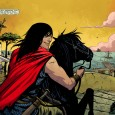Dark Horse sent us an 8 pages preview of Conan the Barbarian #1. Enjoy!   CONAN THE...