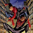 Spider-Man Meets Spider-Man In Landmark SPIDER-MEN Peter Parker and Miles Morales Meet For The First...