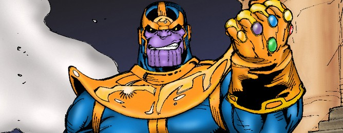 Thanos slideshow