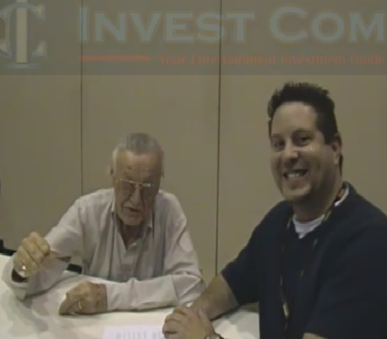 """I love talking to people"" – Stan Lee (InvestComics Interview from Orlando's MegaCon 2012) Well..."