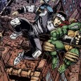 IDW Presents Teenage Mutant Ninja Turtles Annual 2012 TMNT story written and drawn by co-creator...