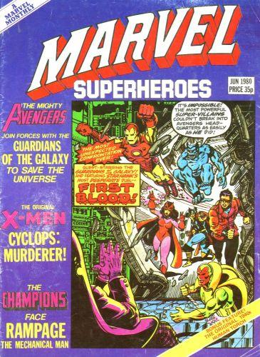 marvel super heroes 362