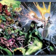 Geoff Johns has announced that his nine year run as the writer of GREEN LANTERN will...
