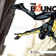 "IMAGE COMICS CATCHES ""THE BOUNCE"" New superhero series by Joe Casey starts in May He's..."