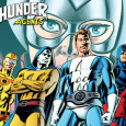 IDW Announces Creative Team for THUNDER AGENTS! Publisher touts and all-star team for an all-star...