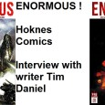 Terry Hoknes of www.HoknesComics.com has been praising Enormous as the best comic of 2014 and […]