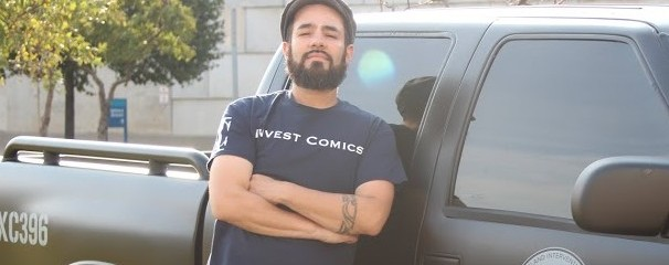 Here are a few pictures from the VP of InvestComics Rafael Rosario. The show has […]