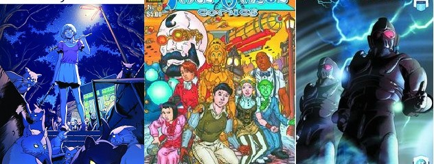 SOLD OUT New #1 Comics for August 27 2014 Article by comic book historian Terry […]