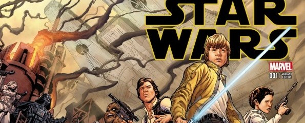 Marvel Comics released their variant cover for the new Star Wars series. They have Star […]