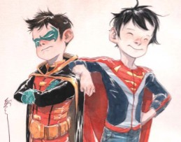 Super Sons DC Comics