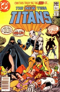 New Teen Titans 2 InvestComics