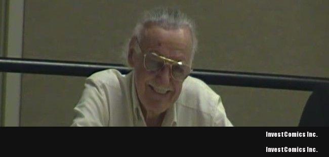 Stan Lee Panel at Orlando MegaCon 2011