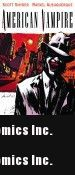 American Vampire #6 Cover Reveal