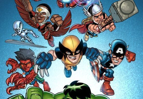 Marvel's Newest Project Revealed! (Click Here To See)