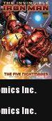 Iron Man Blasts Onto The Marvel Comics App!