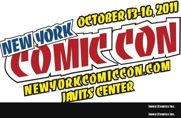 New York Comic Con 2011 – Small Publishers (part 1)