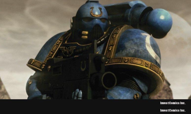Warhammer 40K Martyn Pick
