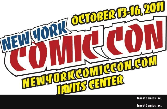 New York Comic Con 2011 – Part 3