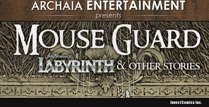 ARCHAIA ANNOUNCES AN ORIGINAL GRAPHIC NOVEL HARDCOVER FOR FREE COMIC BOOK DAY IN 2012