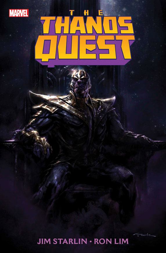 Thanos Reigns Supreme in THANOS: THE FINAL THREAT #1 and THANOS QUEST #1