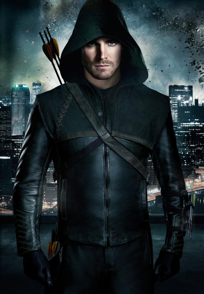 CW's Arrow gets digital comic, plus GEOFF JOHNS cowrites an episode!