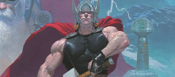 Marvel NOW! – THOR: GOD OF THUNDER #1 First Look