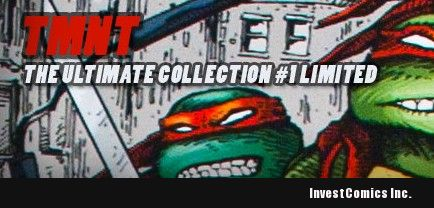 IDW: TMNT FEATURING ORIGINAL ART FROM KEVIN EASTMAN