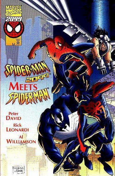 Spider-Man Meets Spider-Man 2099