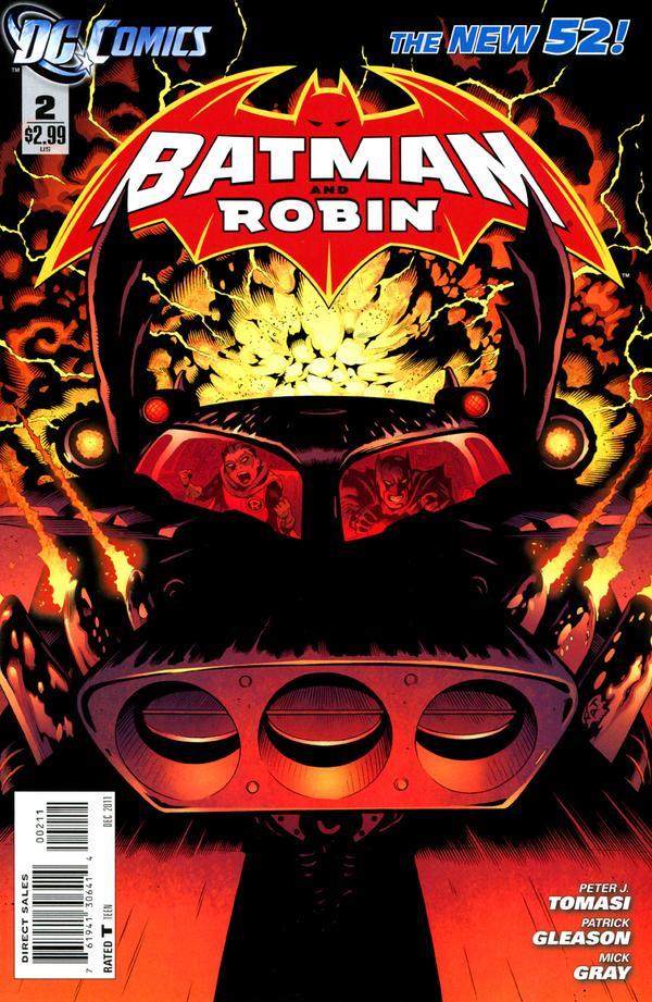 Batman & Robin Vol. 2 #2