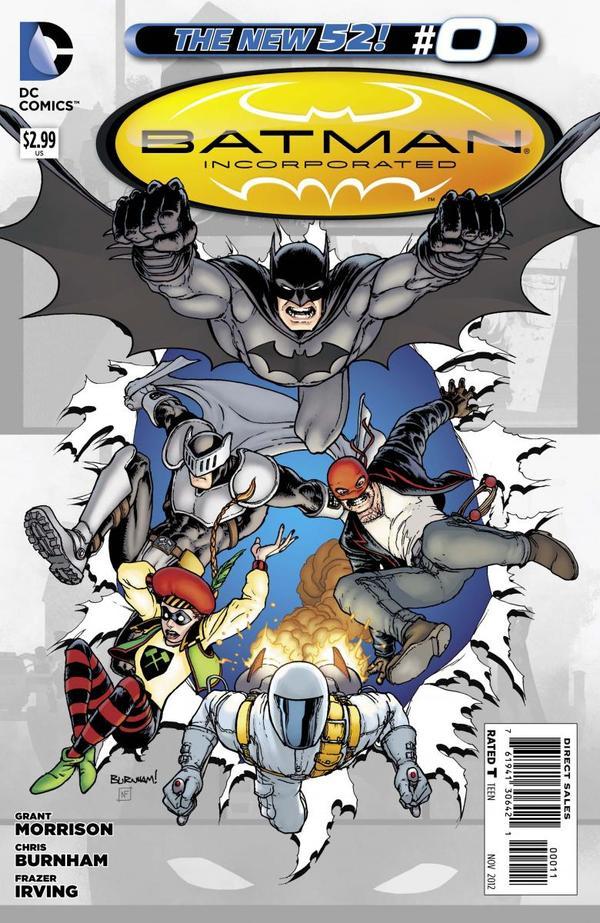 Batman Inc 0