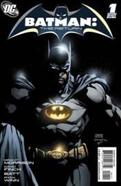 Batman the Return 1
