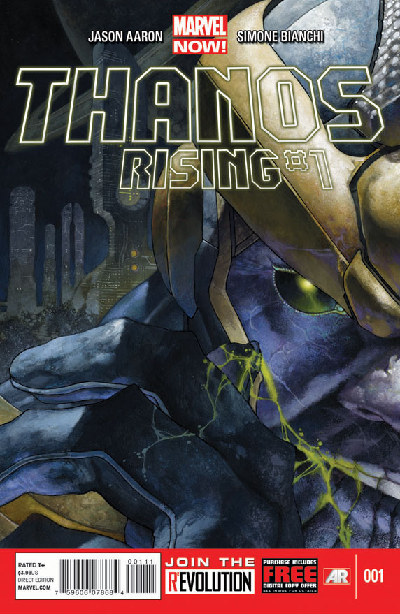 The Future of Marvel NOW! Is THANOS RISING!
