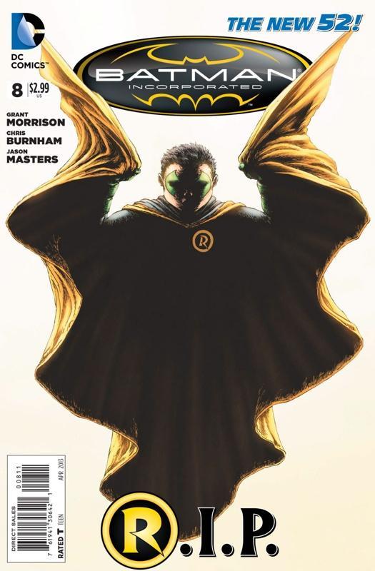 Batman Incorporated 8