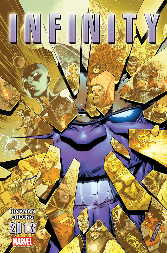 Marvel's INFINITY Is COMING!