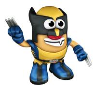 POTATOES ASSEMBLE! Thor, Iron Man, and Wolverine get the MR. Potato treatment!