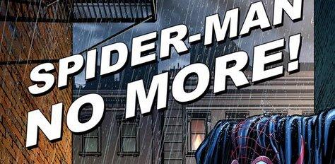 Ultimate Comics Spider-Man No More!