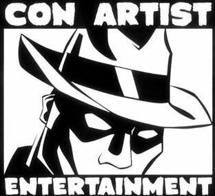 Con Artist Entertainment Logo