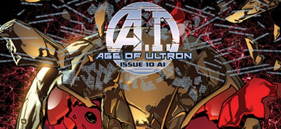 ALL OR NOTHING – AGE OF ULTRON #10A.I. First Look