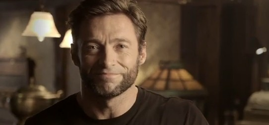 Hugh Jackman, The Wolverine — Promotes Free Comic Book Day in a Video Greeting