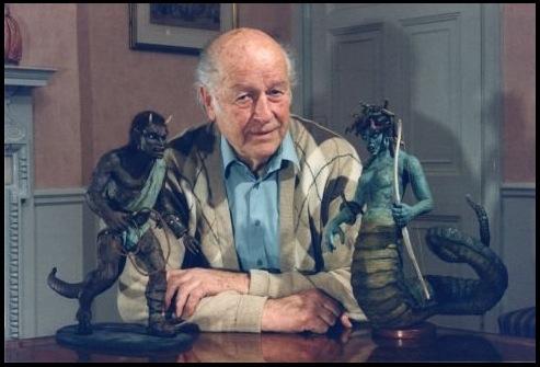 Stop Motion Legend Ray Harryhausen passes at 92