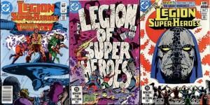 Legion of Super-Heroes Darkseid