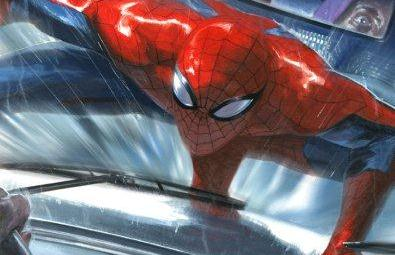 Superstars Mark Waid, James Robinson & Gabriele Dell'otto Join Forces for Marvel's SPIDER-MAN: FAMILY BUSINESS OGN