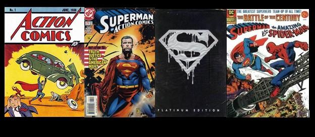 Superman InvestComics