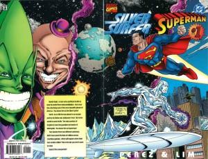 Superman Silver Surfer