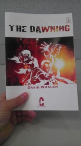 The Dawning #1 Proof Copy