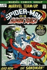 Marvel Team-Up #1