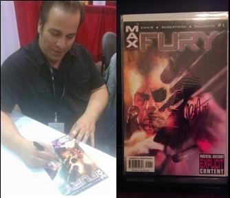 Jimmy-Palmiotti-Signed-Nick-Fury-1